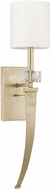 Capital Lighting 628111WG-565 Karina Winter Gold Light Sconce