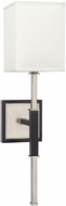 Capital Lighting 628411BT-685 Black Tie Lamp Sconce