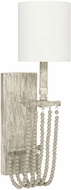 Capital Lighting 629511MS-565 Kayla Mystic Sand Wall Sconce Light