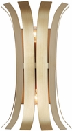 Capital Lighting 632721AP Cayden Modern Aged Brass Painted Wall Mounted Lamp