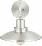 Capital Lighting 634811BN Contemporary Brushed Nickel Lamp Sconce