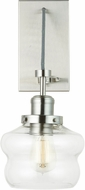 Capital Lighting 634813BN-481 Contemporary Brushed Nickel Wall Mounted Lamp