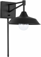 Capital Lighting 638413MB 3 Matte Black Wall Lighting