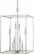 Capital Lighting 7003PN Morgan Polished Nickel Entryway Light Fixture