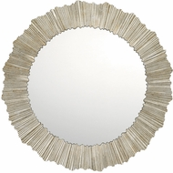 Capital Lighting 713102MM Gilded Silver Mirror