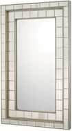 Capital Lighting 716901MM Antique Silver Wall Mounted Mirror