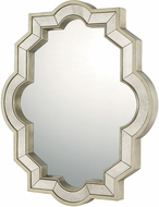 Capital Lighting 723901MM Mirrors Brushed Silver Wall Mirror