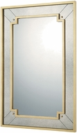 Capital Lighting 724101MM Mirrors Gold Leaf Mirror