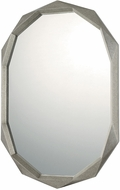 Capital Lighting 724601MM Mirrors Antique Silver Wall Mounted Mirror