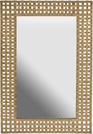 Capital Lighting 730202MM Aged Brass Wall Mirror