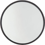 Capital Lighting 735801MM Modern Carbon Grey & Grey Iron Wall Mirror