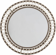Capital Lighting 740707MM 2 Country Grey Wash and Grey Iron Vanity Mirror
