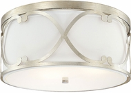 Capital Lighting 8073WG Alexander Winter Gold Flush Mount Lighting