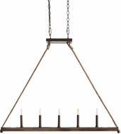 Capital Lighting 829651NG Modern Nordic Grey Kitchen Island Light