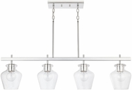 Capital Lighting 838141CH-489 Danes Chrome Kitchen Island Lighting