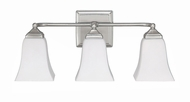 Capital Lighting 8453BN-119 Brushed Nickel 3-Light Bathroom Lighting