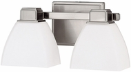 Capital Lighting 8512BN-216 Brushed Nickel 2-Light Vanity Lighting Fixture