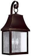 Capital Lighting 9063NB Collins Hill New Bronze Outdoor Wall Light Sconce
