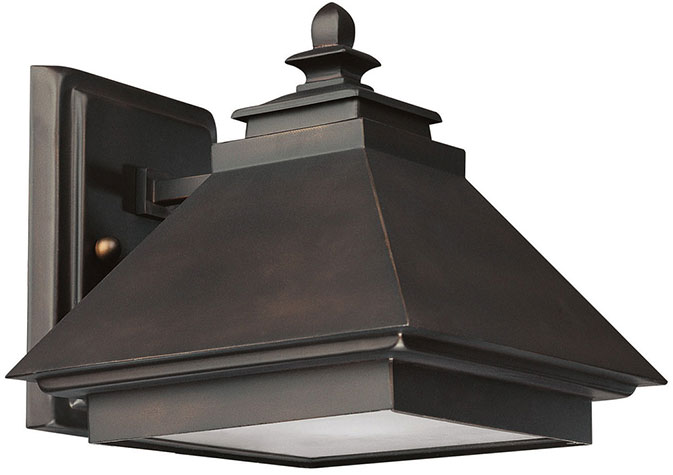Capital Lighting 9091bb Dark Sky Med Bronze Exterior Wall Fixture Loading Zoom