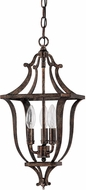 Capital Lighting 9181RT Corday Rustic Foyer Light Fixture