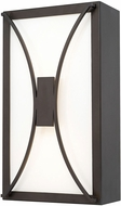 Capital Lighting 918521OB-LD Modern Old Bronze LED Outdoor Wall Sconce