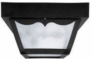 Capital Lighting 9239BK Black Exterior Ceiling Light Fixture
