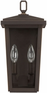 Capital Lighting 926221OZ Donnelly Oiled Bronze Outdoor Light Sconce