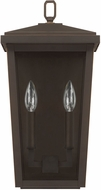 Capital Lighting 926222OZ Donnelly Oiled Bronze Outdoor Lamp Sconce