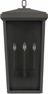 Capital Lighting 926231OZ Donnelly Oiled Bronze Outdoor Wall Light Fixture