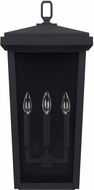 Capital Lighting 926232BK Donnelly Black Exterior Lighting Wall Sconce