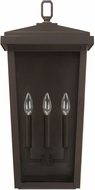 Capital Lighting 926232OZ Donnelly Oiled Bronze Outdoor Wall Lighting Sconce