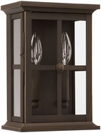 Capital Lighting 926421OZ Mansell Oiled Bronze Outdoor Wall Sconce Light
