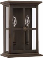 Capital Lighting 926422OZ Mansell Oiled Bronze Outdoor Wall Lamp