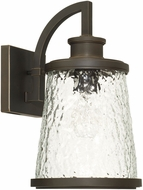 Capital Lighting 926511OZ Tory Contemporary Oiled Bronze Outdoor Wall Sconce Lighting
