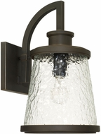 Capital Lighting 926512OZ Tory Contemporary Oiled Bronze Outdoor Lighting Wall Sconce