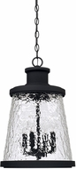 Capital Lighting 926542BK Tory Modern Black Exterior Hanging Pendant Lighting