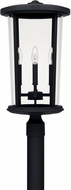 Capital Lighting 926743BK Howell Black Exterior Post Light