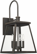 Capital Lighting 926841OZ Belmore Oiled Bronze Outdoor 11.5 Wall Mounted Lamp