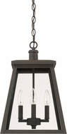 Capital Lighting 926842OZ Belmore Oiled Bronze Outdoor Ceiling Pendant Light