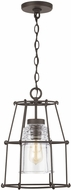 Capital Lighting 929711OZ-462 Contemporary Oiled Bronze Exterior Pendant Lighting