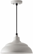 Capital Lighting 936311GV RLM Galvanized 14  Pendant Light Fixture