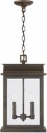 Capital Lighting 936823OZ Bolton Oiled Bronze Pendant Light
