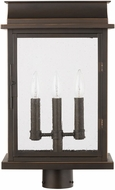 Capital Lighting 936832OZ Bolton Oiled Bronze Post Light