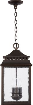 Capital Lighting 936933OZ Sutter Creek Oiled Bronze Pendant Lighting