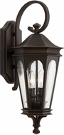 Capital Lighting 939721OZ Inman Park Traditional Oiled Bronze 9  Wall Sconce Lighting