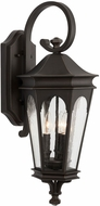 Capital Lighting 939731OZ Inman Park Traditional Oiled Bronze 11  Lamp Sconce