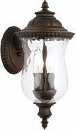 Capital Lighting 939821OZ Ashford Traditional Oiled Bronze 7  Light Sconce