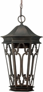 Capital Lighting 9446OB Dark Sky Traditional Old Bronze Exterior Pendant Lighting