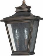 Capital Lighting 9460OB Astor Traditional Old Bronze Outdoor Wall Sconce Lighting
