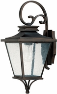 Capital Lighting 9461OB Gentry Traditional Old Bronze Exterior Wall Mounted Lamp